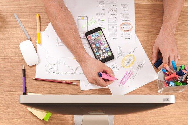 Designer graphique, créer pour communiquer