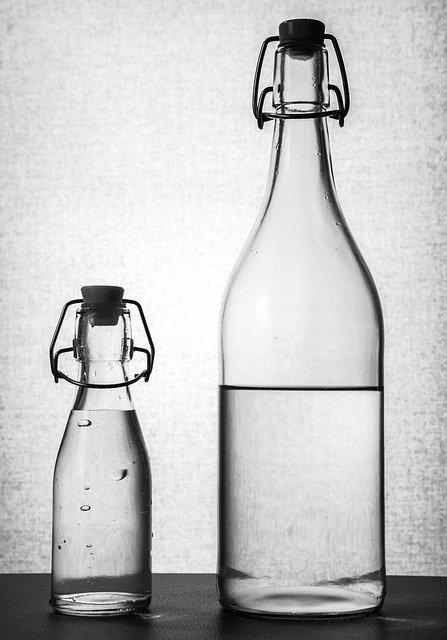 Avantages d'utiliser des bouteilles en verre